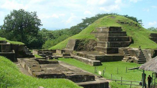 Sitios Arqueológicos de El Salvador