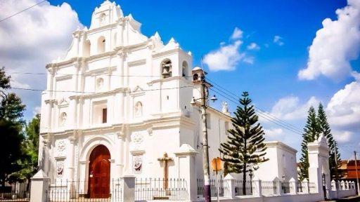 Chalchuapa El Salvador