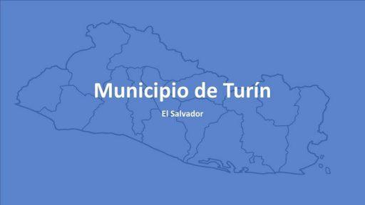 Municipio de Turín El Salvador